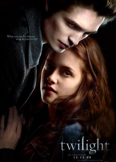 image affiche twilight chapitre 1 fascination catherine hardwicke kristen stewart robert pattinson