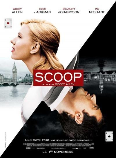 [Critique] Scoop – Woody Allen