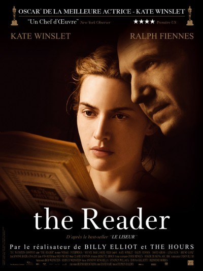 image affiche film the reader stephen daldry kate winslet ralph fiennes
