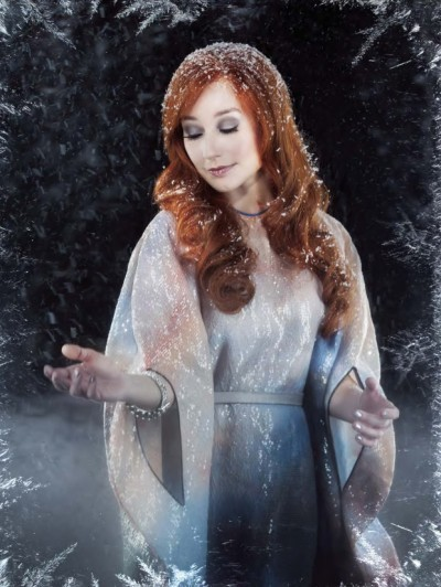 image tori amos midwinter graces snow neige