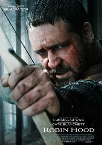 Robin des Bois vu par Ridley Scott avec Russell Crowe: il s'agit de la 5ème collaboration entre le cinéaste et l'acteur