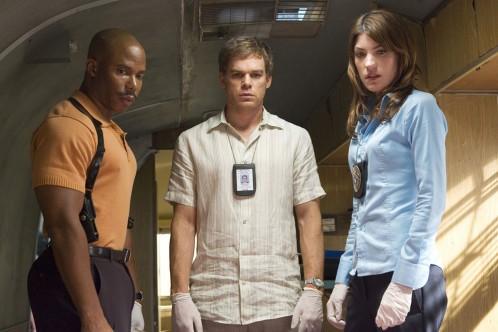 Autour de Dexter: des personnages passionnants (saison 1)