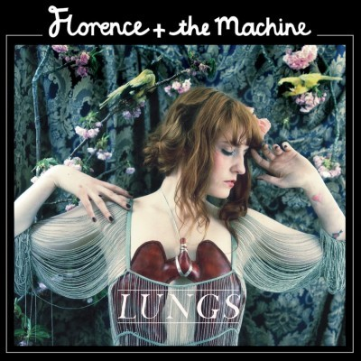 image pochette florence and the machine lungs