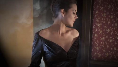 Sur le tournage de la séquence expérimentale pour la vidéo du poème Lady Dior Blue