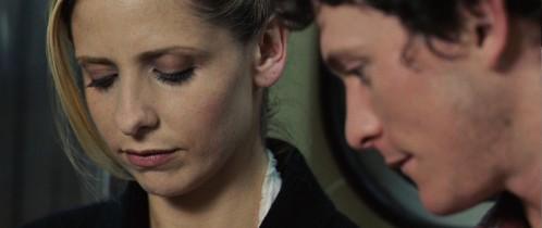Veronika (Sarah Michelle Gellar) et Edward (Jonathan Tucker) heureux mais pour combien de temps?