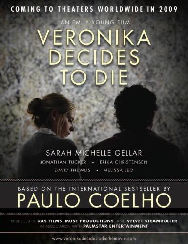 Affiche originale de Veronika décide de mourir