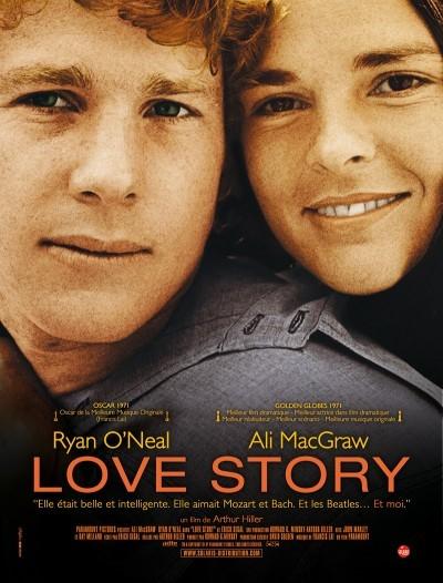 Love Story d'Arthur Hiller (1970): critique du film