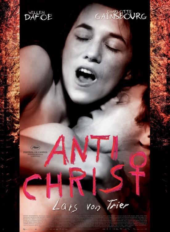 image affiche antichrist lars von trier