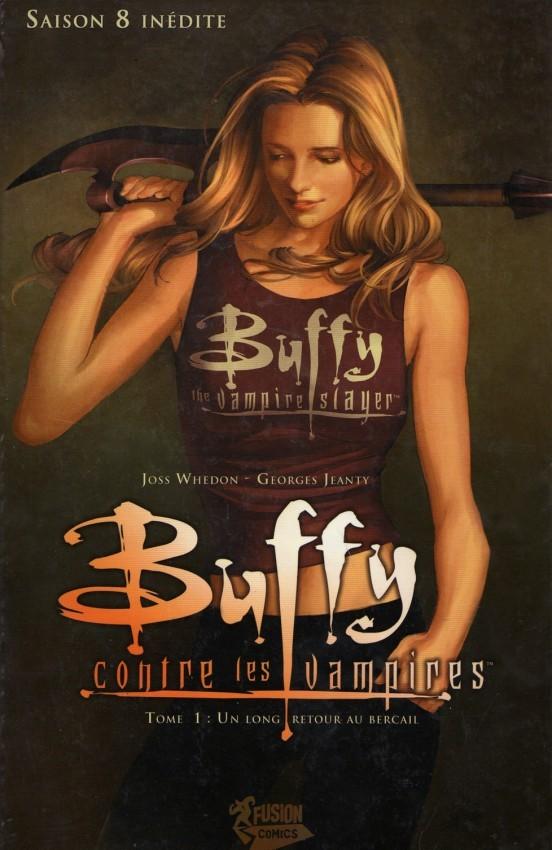 image couverture comics buffy contre les vampires saison 8 tome 1