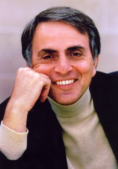 image portrait carl sagan