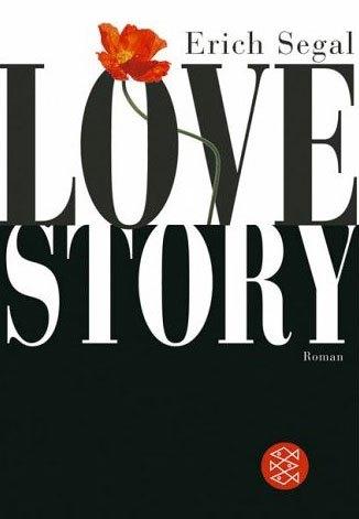 image couverture roman erich segal love story