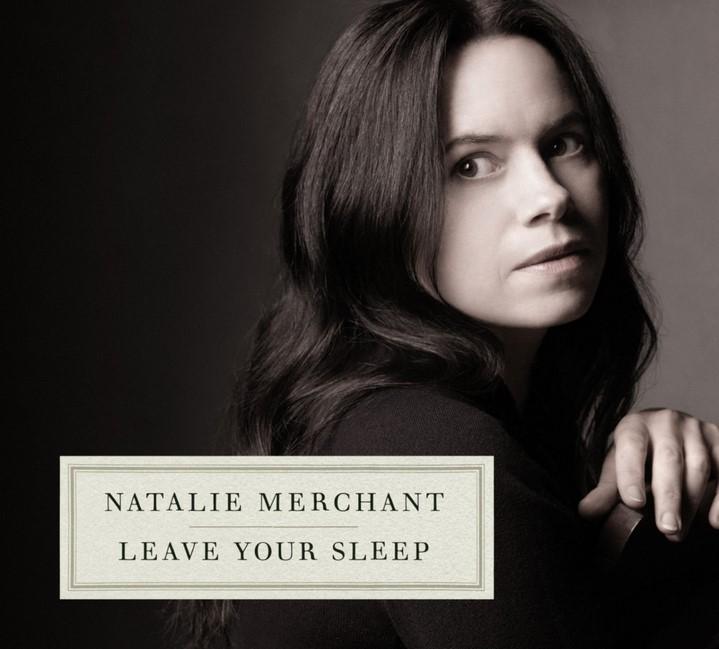 image pochette natalie merchant leave your sleep