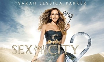 image gros plan affiche sex & the city 2