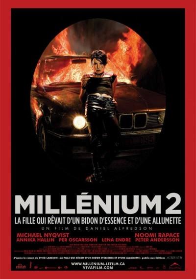 image affiche film millenium 2 daniel alfredson