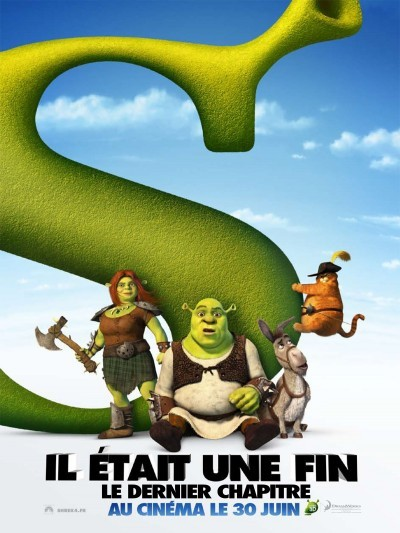 Shrek 4, il était une fin de Mike Mitchell: critique du film