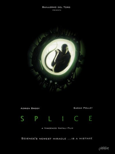 Splice de Vincenzo Natali: critique du film
