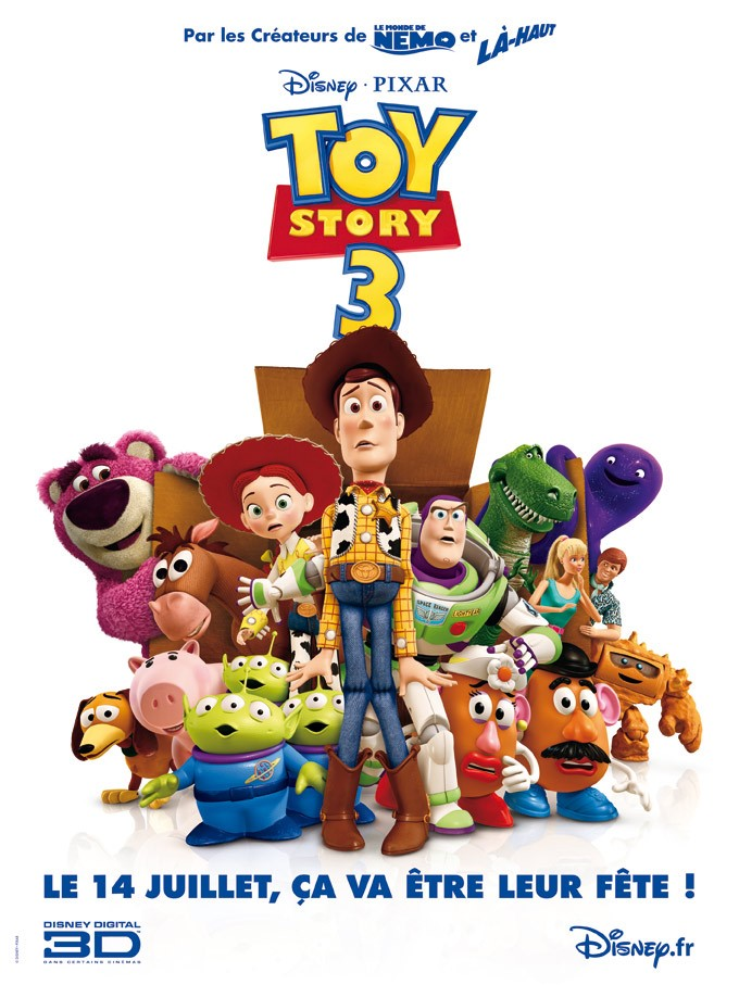 Toy Story 3 de Lee Unkrich: critique du film