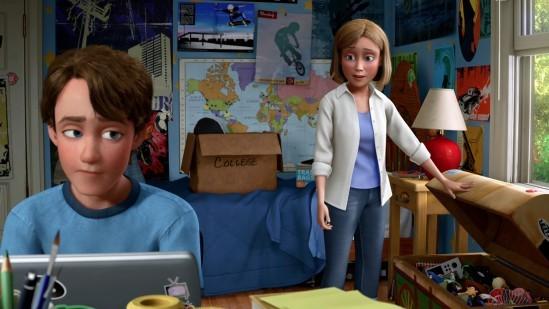 Toy Story 3: Andy a maintenant 17 ans et va rentrer à la fac. Ses anciens amis sont désormais confinés dans le coffre à jouets.