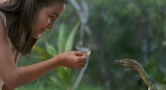Le Monde Perdu: Jurassic Park de Steven Spielberg (1997): tout petit, tout gentil?