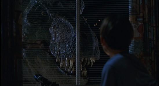 Le Monde Perdu: Jurassic Park de Steven Spielberg (1997): qui n'a jamais rêvé de trouver un tyrex dans son jardin enfant?