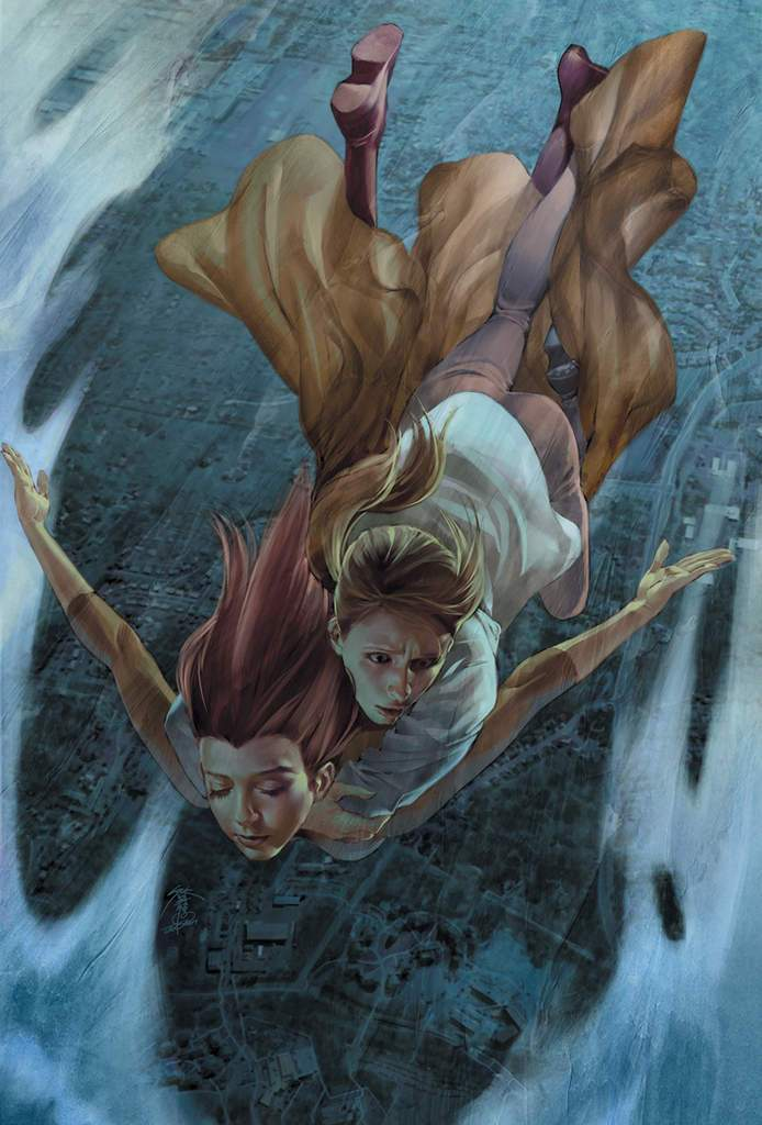 image comics buffy willow saison 8
