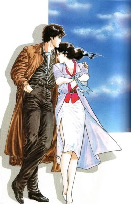 image tsukasa hojo city hunter volume 1