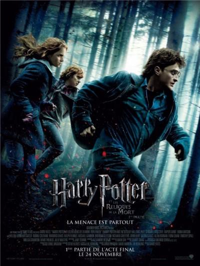 Harry Potter et les Reliques de la Mort, 1ère partie de David Yates: critique du film