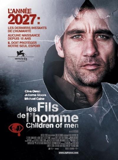Les Fils de l'Homme d'Alfonso Cuarón (2006): critique du film
