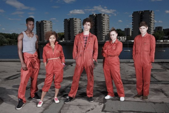 Misfits d'Howard Overman: critique de la 1ère saison