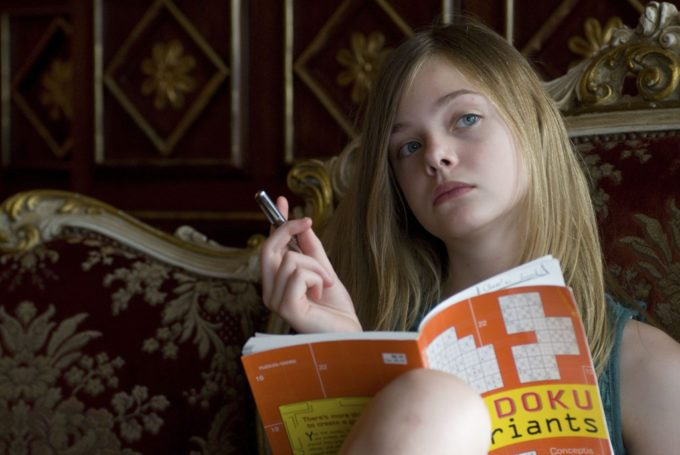 image elle fanning somewhere sofia coppola