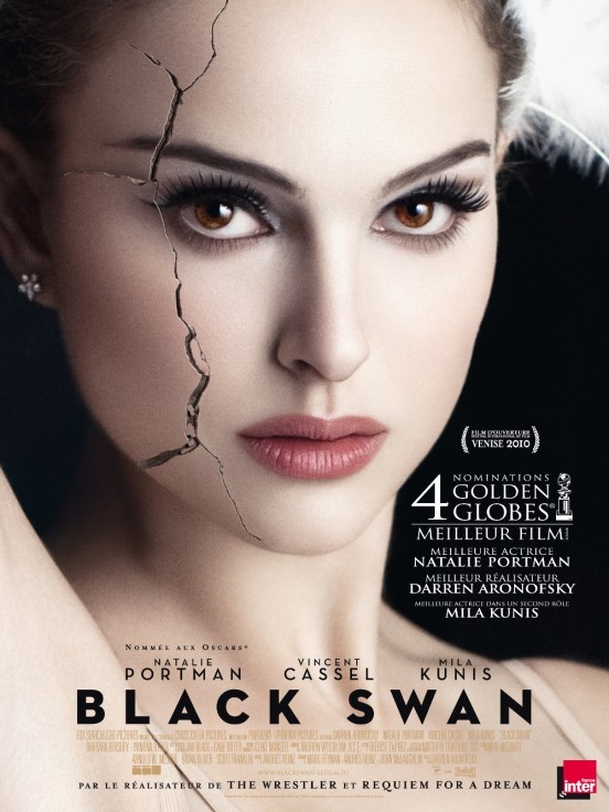 image affiche black swan darren aronofsky