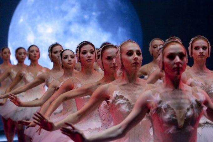 image danseuses black swan
