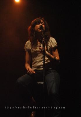 Djazia Satour et Asa au Transbordeur de Lyon le 24 février : photos du concert
