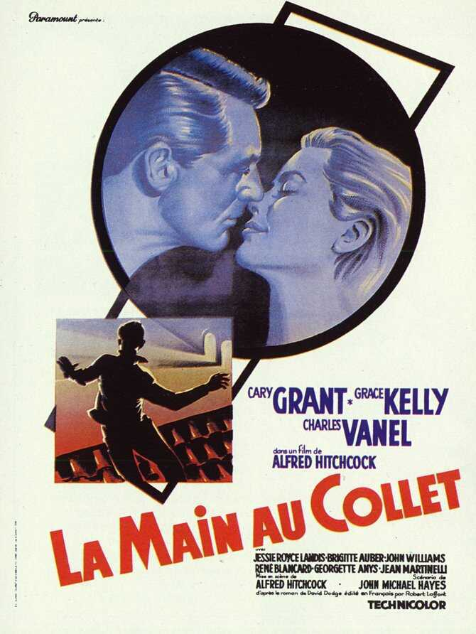 La main au collet d'Alfred Hitchcock (1955) : critique du film