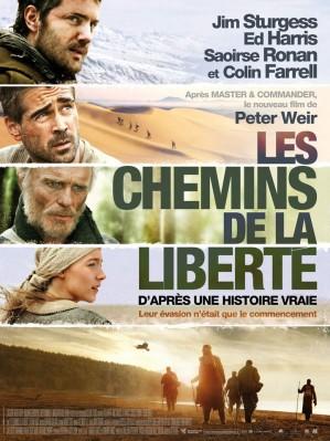 Les chemins de la liberté de Peter Weir : critique du film
