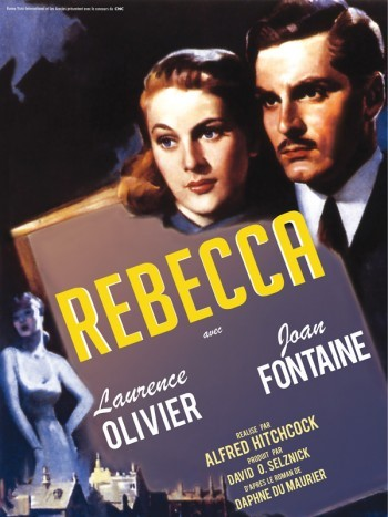 Rebecca d'Alfred Hitchcock (1940) : critique du film