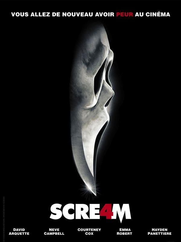 Scream 4 de Wes Craven : critique du film
