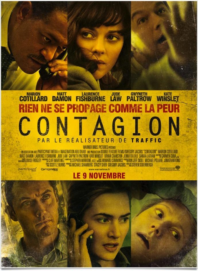 Contagion de Steven Soderbergh : critique du film