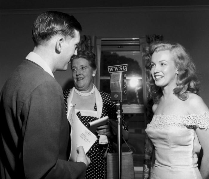 image marilyn monroe 1947