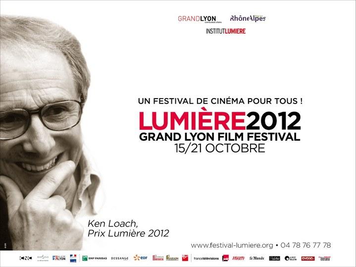 Festival Lumière 2012 : ouverture de la 4e édition lundi soir