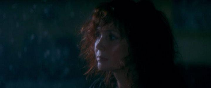 Sabine Azéma dans le film Cœurs d'Alain Resnais