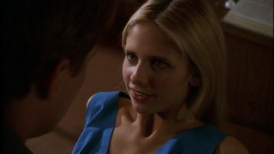 Buffy contre les vampires - Un silence de mort (Hush, 2000)