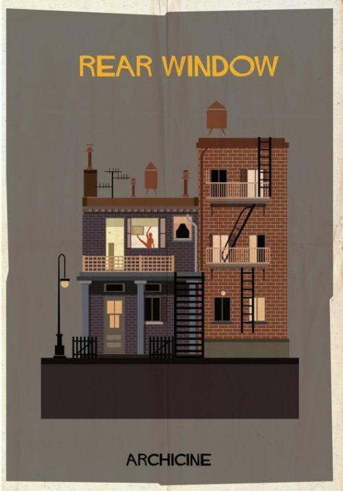 Archicine de Federico Babina : quand architecture et ciné font bon ménage