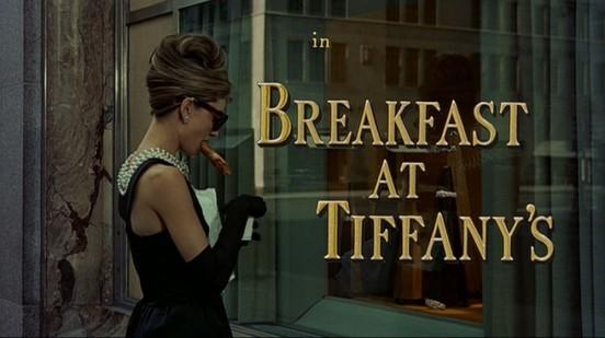 Diamants sur canapé de Blake Edwards avec Audrey Hepburn (1961)