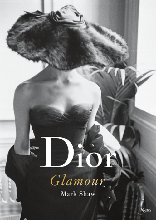 Dior Glamour de Mark Shaw aux Editions Razzoli