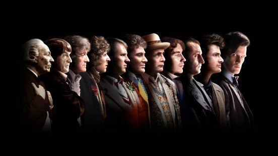 dr who 50 years anniversary