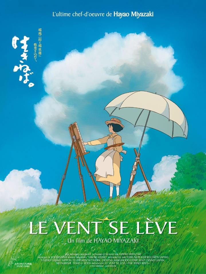 Le vent se lève d'Hayao Miyazaki : la bande-annonce