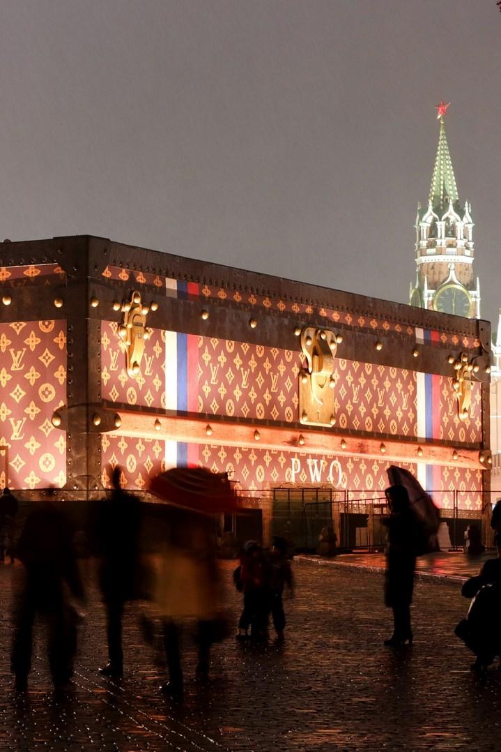 louis vuitton expo moscow 2013