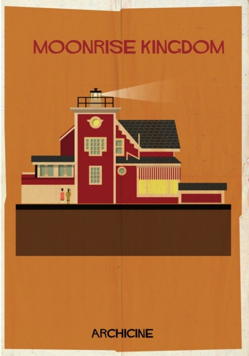 moonrise kingdom archicine