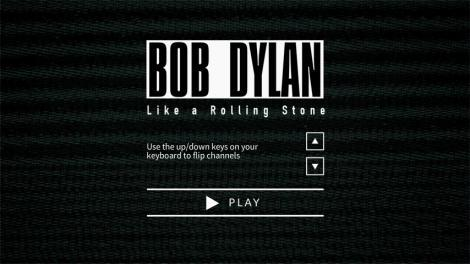 bob dylan like a rolling stone music video